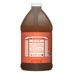 Dr. Bronner's Organic Pump Soap Refill (Sugar 4-in-1) Tea Tree