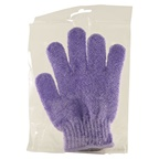 Clover Fields Massage Glove Mauve