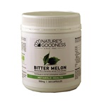Nature's Goodness Bitter Melon Capsules 500mg