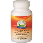 Nature's Sunshine Psyllium Hulls 500mg