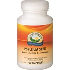 Nature's Sunshine Psyllium Seed 600mg