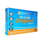 Solutions 4 Health Oil of Wild Oregano Capsules