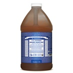 Dr. Bronner's Organic Pump Soap Refill (Sugar 4-in-1) Peppermint