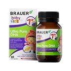 Brauer Baby & Kids Ultra Pure DHA (7+ months)