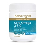 Herbs of Gold Ultra Omega 3 6 9