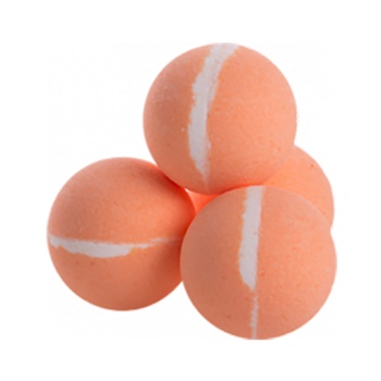 SaltCo Soakology Magnesium Bath Bomb Ruby Red Grapefruit