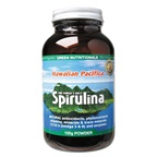 MicrOrganics Green Nutritionals Hawaiian Pacifica Spirulina Powder