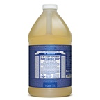 Dr. Bronner's Pure-Castile Soap Liquid (Hemp 18-in-1) Peppermint