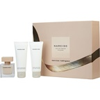 Narciso Rodriguez Narciso Poudree EDP Spray 50ml/1.6oz & Body Lotion & Shower Cream