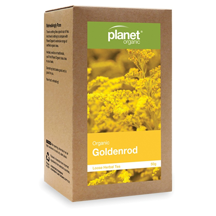 Planet Organic Organic Goldenrod Loose Leaf Tea