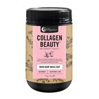 Nutra Organics Collagen Beauty with Verisol + Vitamin C (Skin Hair Nails Gut) Unflavoured