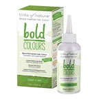 Tints of Nature Bold Colours (Semi-Permanent Hair Colour) Green