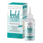 Tints of Nature Bold Colours (Semi-Permanent Hair Colour) Teal
