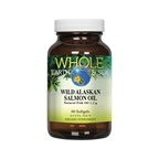 Whole Earth & Sea Wild Alaskan Salmon Oil 60c