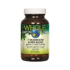 Whole Earth & Sea 7 Mushroom Super Blend