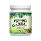 Whole Earth & Sea Protein & Greens Organic Vanilla Chai