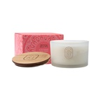 Distillery Fragrance House Soy Candle Crystal Healing (Blood Orange & Goji Berry)