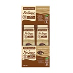 Well Naturally No Added Sugar Bar Milk Chocolate Chunky Peanut