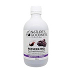 Nature's Goodness Resveratrol Juice (Red Grape Antioxidants)