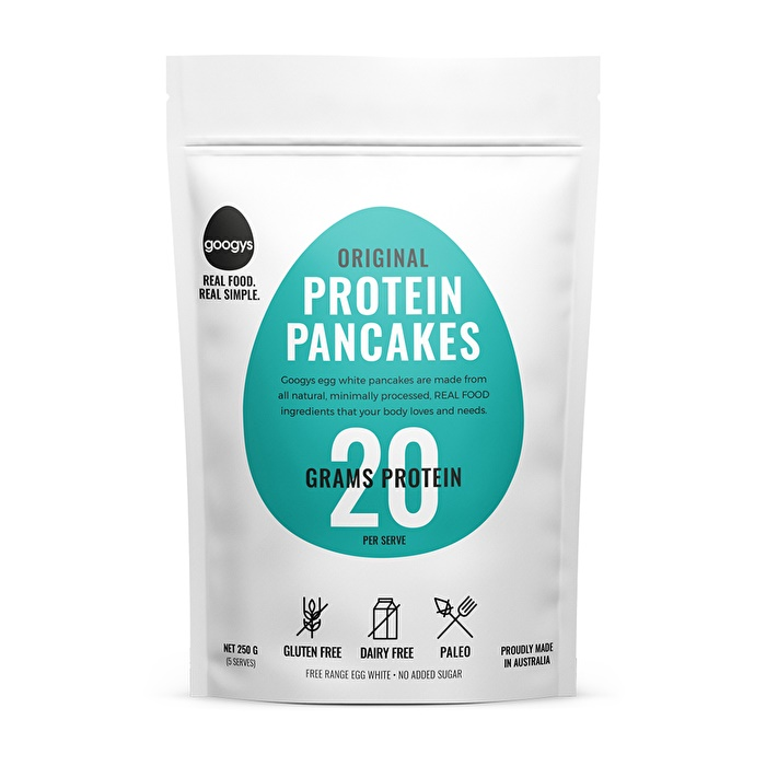 Googys Good Morning Protein Pancakes (Mix) Original