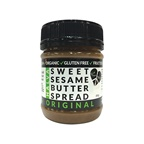 Vegan Made Delights Organic Sweet Sesame Butter Spread Original
