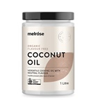 Melrose Organic Coconut Oil Flavour Free