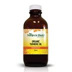 Nature's Shield Organic Turmeric Oil