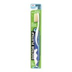 Dr Plotkas Doctor Plotka's Mouthwatchers Toothbrush Adult Soft Blue