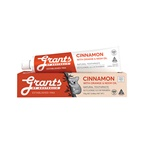 Grants Natural Toothpaste Cinnamon with Orange & Neem Oil