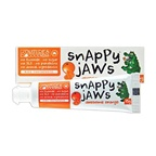 Nature's Goodness Snappy Jaws Toothpaste Awesome Orange