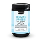 Nutra Organics Thriving Protein (Organic Pea Rice Blend) Smooth Vanilla