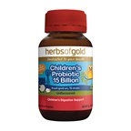Herbs of Gold Children's Probiotic 15 Billion Unflavoured