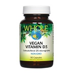Whole Earth & Sea Whole Earth Sea Vegan Vitamin D3