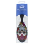 Wet Brush Sugar Skull Hair Brush - Red Rose