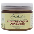 Shea Moisture Jamaican Black Castor Oil Strengthen and Restore Max Hold Gel