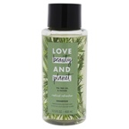Love Beauty and Planet Tea Tree Oil and Vetiver Shampoo