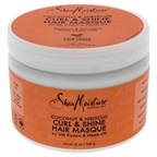 Shea Moisture Coconut and Hibiscus Curl and Shine Hair Masque