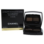 Chanel La Palette Sourcils De Chanel Brow Powder Duo - 40 Naturel