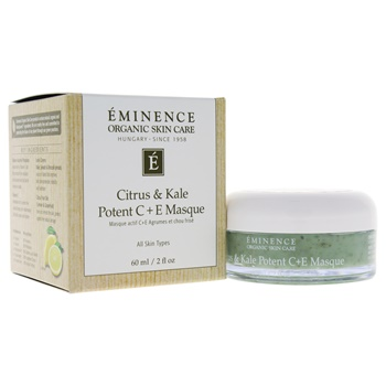 Eminence Citrus and Kale Potent C and E Masque Mask