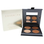 Cover FX The Perfect Light Highlighting Palette - Medium Deep Highlighter