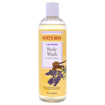 Burt's Bees Calming Lavender and Honey Body Wash