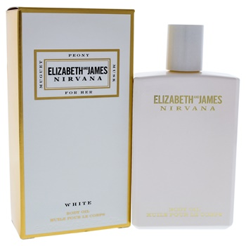 Elizabeth and James Nirvana White Body Oil