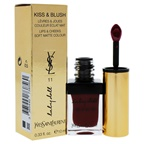 Yves Saint Laurent Baby Doll Kiss and Blush - 11 Prune Impertinente Lip Gloss