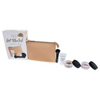 BareMinerals Get Started Complexion Set - 12 Medium Beige 0.5oz Prime Time Original Foundation Primer, 0.07oz Original Foundation SPF 15 - 12 Medium Beige, 0.07oz Original Mineral Veil Finishing Powder, Mini Flawl