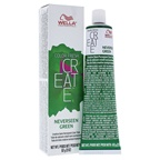Wella Color Fresh Create Semi-Permanent Color - Neverseen Green Hair Color
