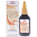 Wella Color Fresh Semi-Permanent Color - 5 55 Light Brown-Intense Red Violet Hair Color