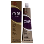 Wella Color Perfect Permanent Creme Gel Haircolor - 8RG Light Red Golden Blonde Hair Color