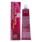 Wella Color Touch Plus Demi-Permanent Color - 44 05 Intense Med Brown-Natural Red Violet Hair Color