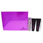 Paris Hilton Paris Hilton 3.4oz EDP Spray, 0.34oz EDP Spray, 3.0oz Body Lotion, 3oz Bath and Shower Gel