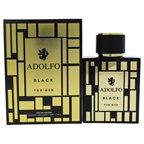 Adolfo Dominguez Black EDT Spray
